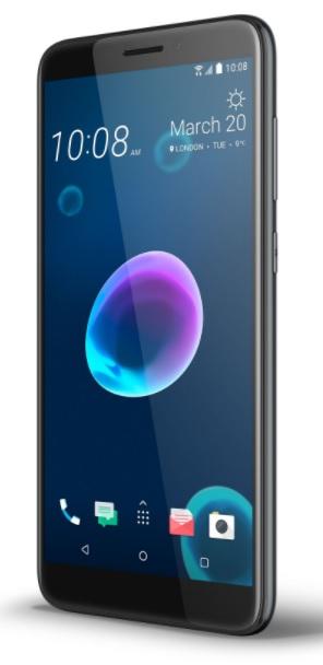 HTC Desire 12 DualSIM černý