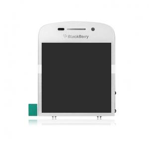 LCD + dotyk pro BlackBerry Q10, white