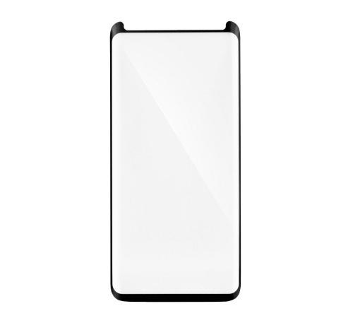 Tvrzené sklo Blue Star PRO pro Samsung Galaxy S7 Edge, Full face, rámeček, black