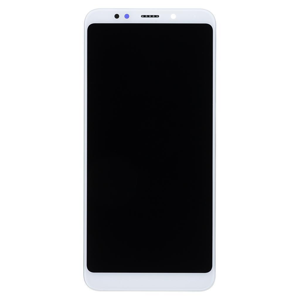 LCD Display + Dotyková Deska + přední kryt pro Xiaomi Redmi Note 4 Global bílá