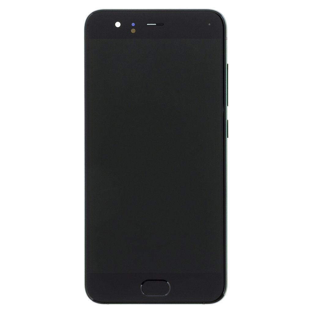 LCD Display + Dotyková Deska + přední kryt pro Xiaomi Redmi Note 4 Global černá