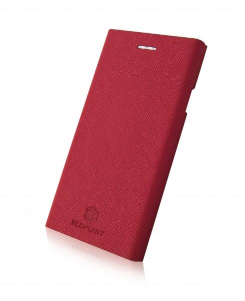 Flipové pouzdro Redpoint Roll pro Huawei P9 Lite Mini červené