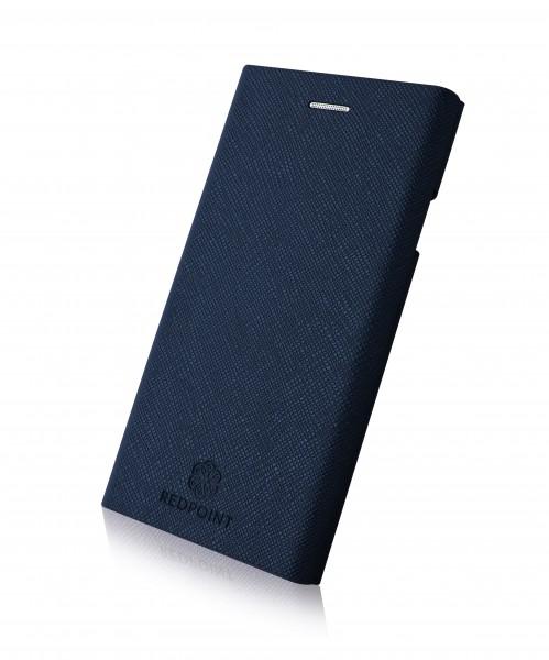 Flipové pouzdro Redpoint Roll pro Huawei P9 Lite Mini modré