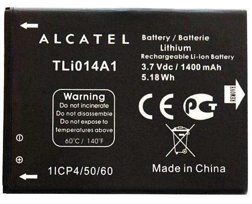 Baterie Alcatel TLi014A1 1400 mAh Li-Ion (BULK)