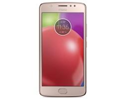 Motorola Moto E4 DualSIM zlatá