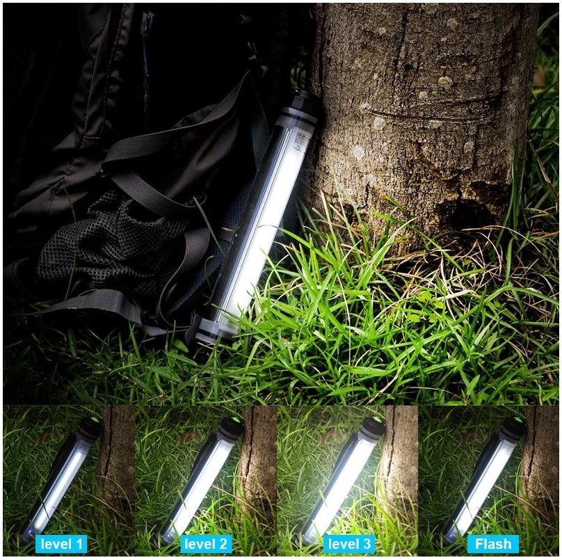 LED svítilna s powerbankou Innolite 10400mAh