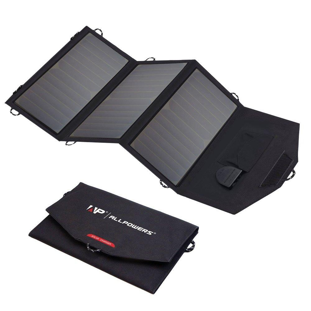 Solární nabíječka Allpowers SP18V21W 21W