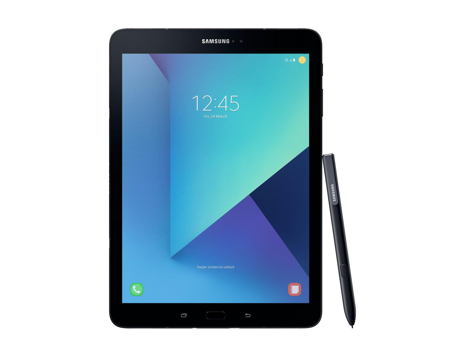 Samsung Galaxy Tab S3 9.7 SM-T825 32GB LTE černá
