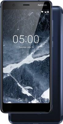 Kovový telefon Nokia 5.1