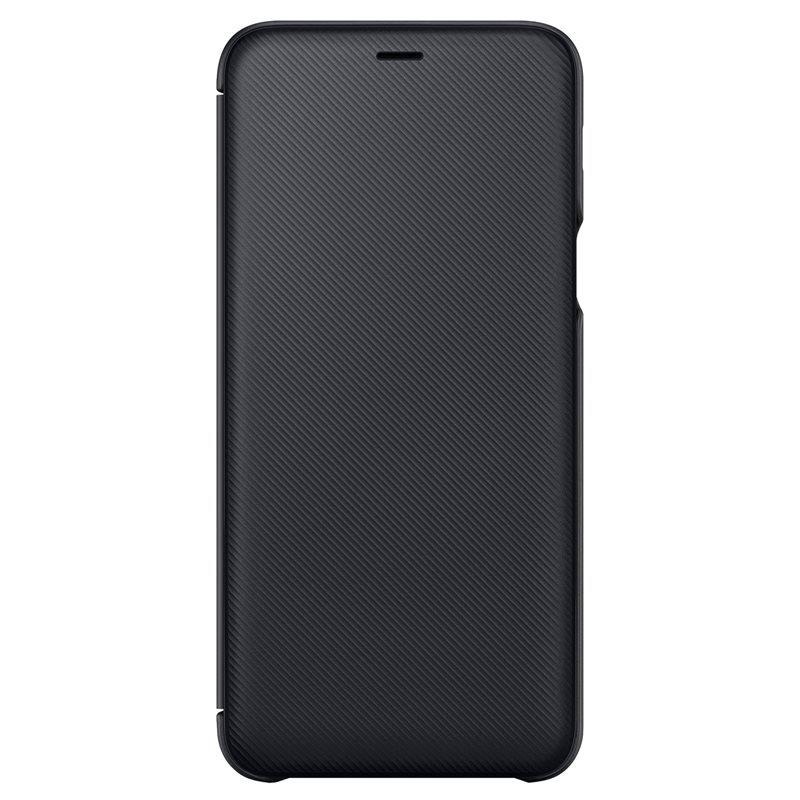 Samsung pouzdro flip EF-WA605CBE pro Samsung Galaxy A6 Plus 2018 (EU Blister), black