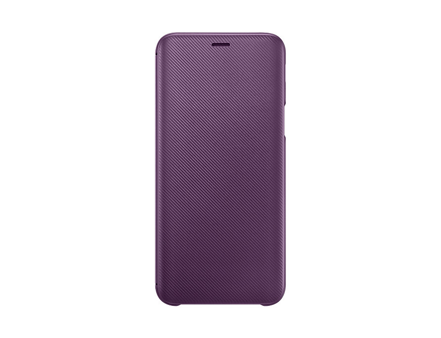 Samsung Flipové pouzdro pro J6 2018, purple