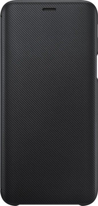 Samsung Flipové pouzdro pro J6 2018, black