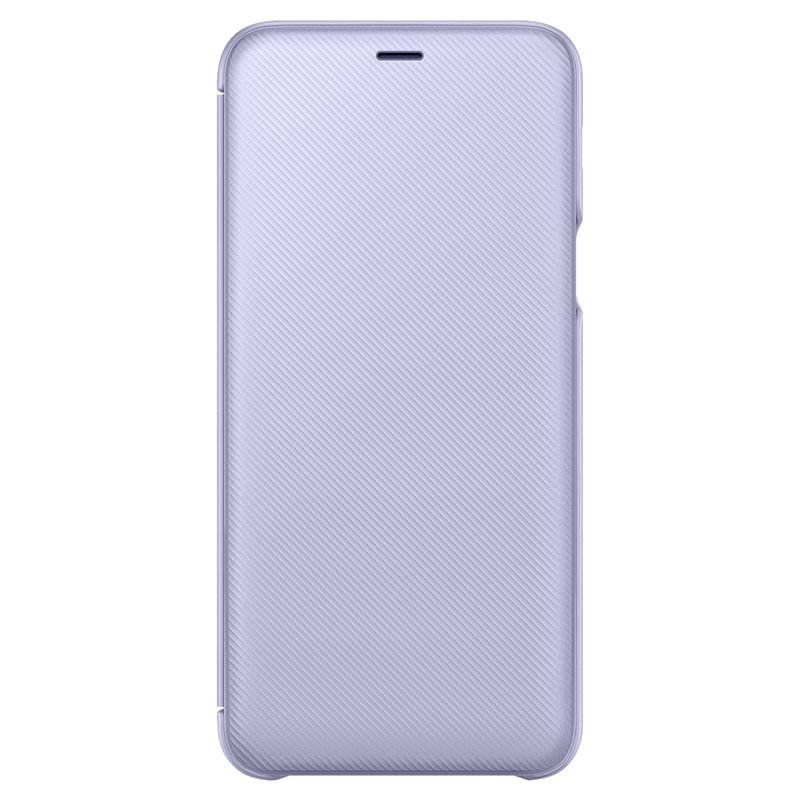 Samsung pouzdro flip EF-WA605CVE pro Samsung Galaxy A6 Plus 2018 (EU Blister), violet