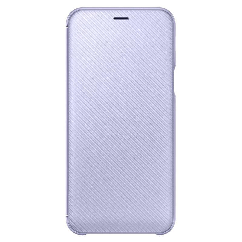 Samsung pouzdro flip EF-WA600CVE pro Samsung Galaxy A6 2018 (EU Blister), violet
