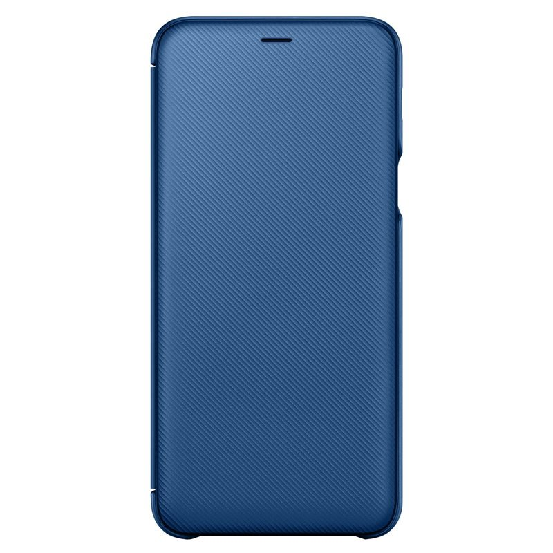 Samsung pouzdro flip EF-WA600CLE pro Samsung Galaxy A6 2018 (EU Blister), blue