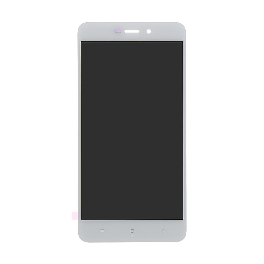 LCD + dotyková deska pro Xiaomi Redmi 4X bílá (Service Pack)