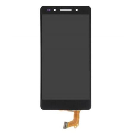 LCD + dotyková deska + přední rámeček pro Huawei Honor 7 černá