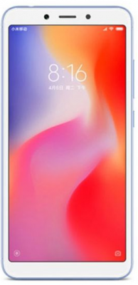 Stylový telefon Xiaomi Redmi 6A