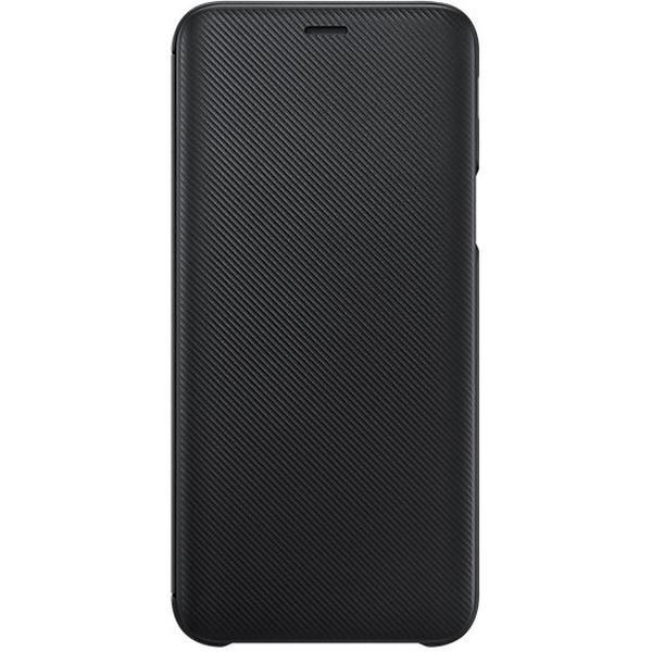 Flipové pouzdro Samsung Folio pro Sasmsung Galaxy J6 2018 černá