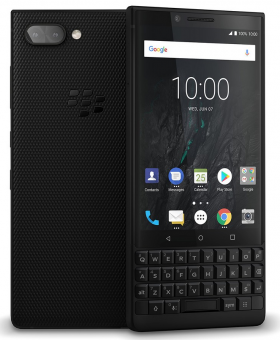 QWERTY smartphone Blackberry KEY2 Athena