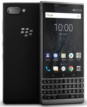Blackberry Key 2 Athena 6GB/64GB stříbrná