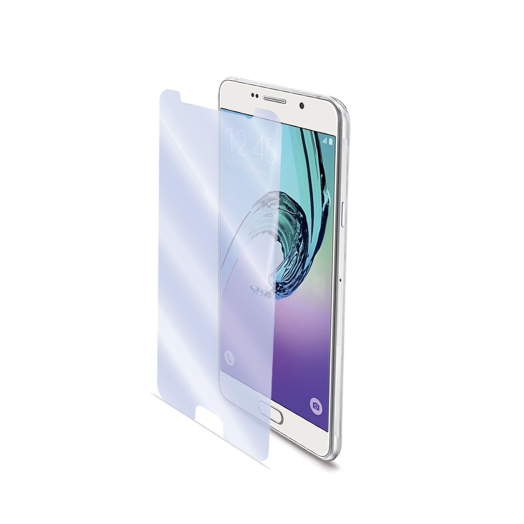 Tvrzené sklo Celly Glass antiblueray pro Samsung Galaxy A3 (2017)