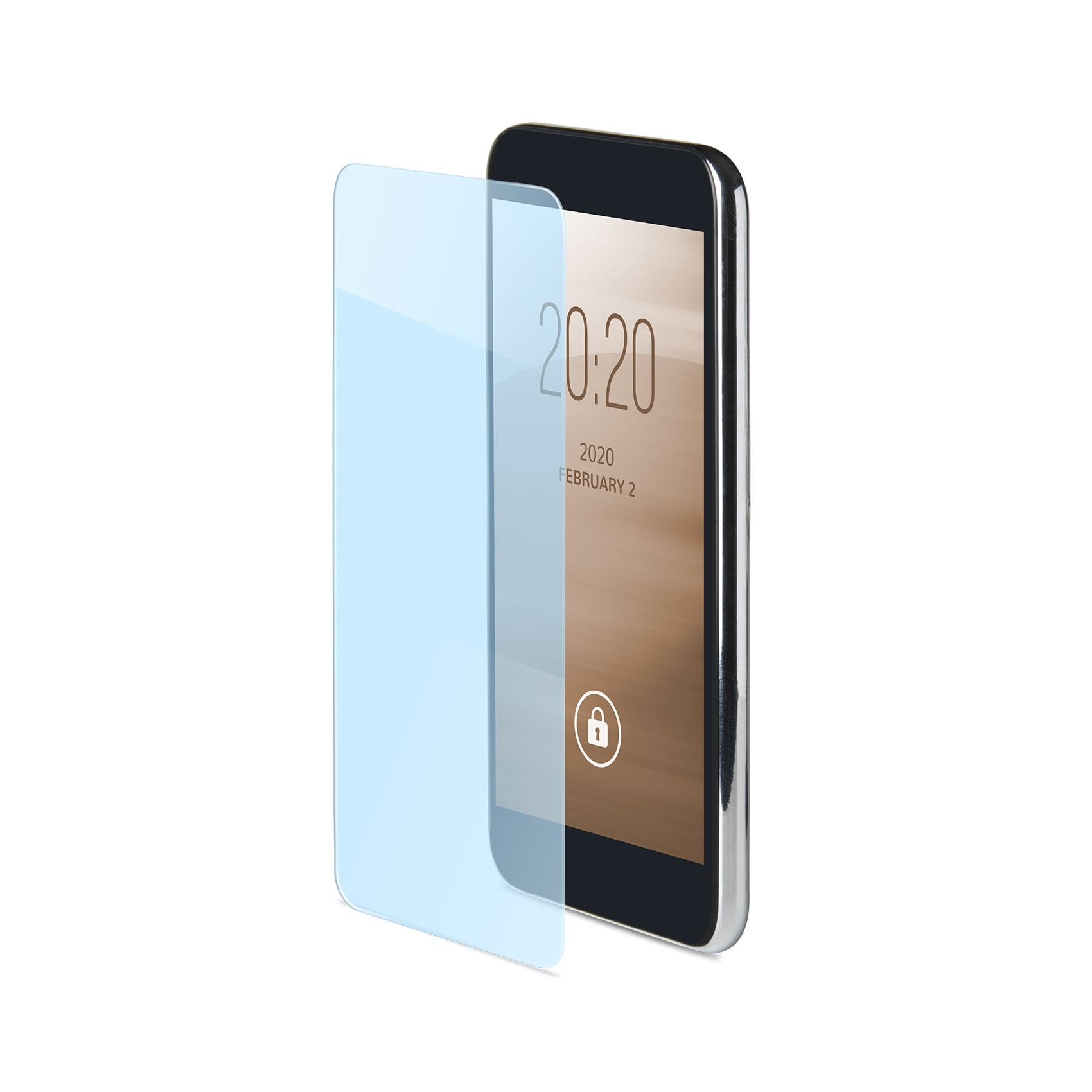 Tvrzené sklo Celly Glass antiblueray pro Samsung Galaxy J5 (2017)