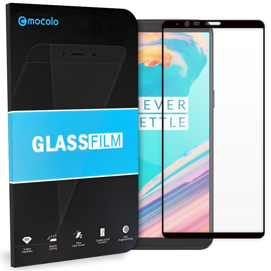 Tvrzené Sklo Mocolo 5D pro Samsung Galaxy J3 2017 (J330) černá
