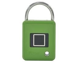 Bezpečnostní zámek BioKey TouchLock Square zelená