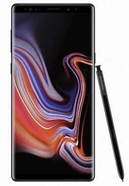 Samsung Galaxy Note 9 6GB/128GB černá