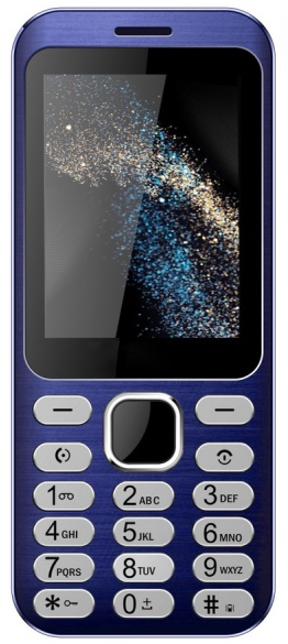 Cube1 F600 modrá