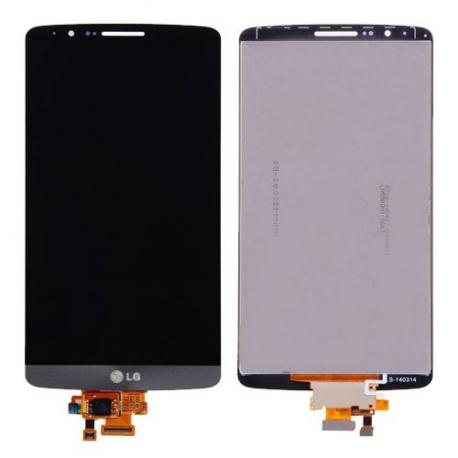 LCD + dotyk deska LG G3 D855, grey