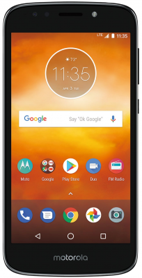 Chytrý telefon Motorola Moto E5 Play