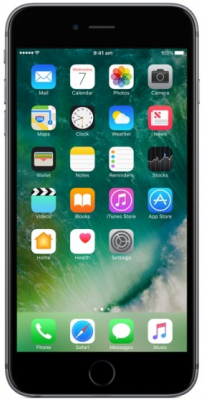 Chytrý telefon Apple iPhone 6s 16GB Space Grey