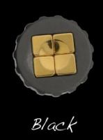 Tetrax Fix Black držák uni nalepovací (EU Blister)