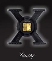 Tetrax XWAY držák uni do mřížky