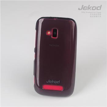 Silikonové pouzdro JEKOD TPU Nokia Lumia 620 černé