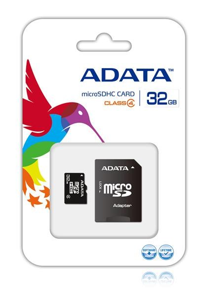 ADATA MicroSDHC karta 32GB UHS-I Class 10