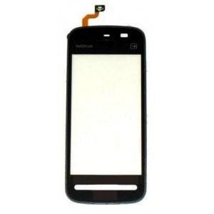 Dotyková deska + LCD sklíčko pro Nokia 5230 Xpress, black - VÝPRODEJ!!