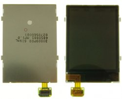 Nokia LCD displej 6233/ 6234/ 5300/ 7370/ E50/ 7373