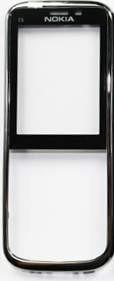 Přední kryt Nokia C5 Black