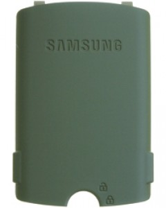 Kryt baterie pro Samsung M110, green - VÝPRODEJ!!