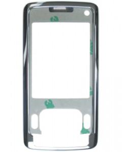 Přední kryt pro Samsung G800 Silver