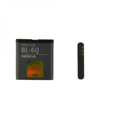Originální baterie Nokia BL-6Q Li-Pol 970 (bulk)