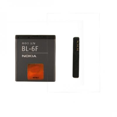 Originální baterie Nokia BL-6F Li-lon 1200 mAh (bulk)