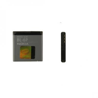 Originální baterie Nokia BL-6P Li-lon 830 mAh (bulk)