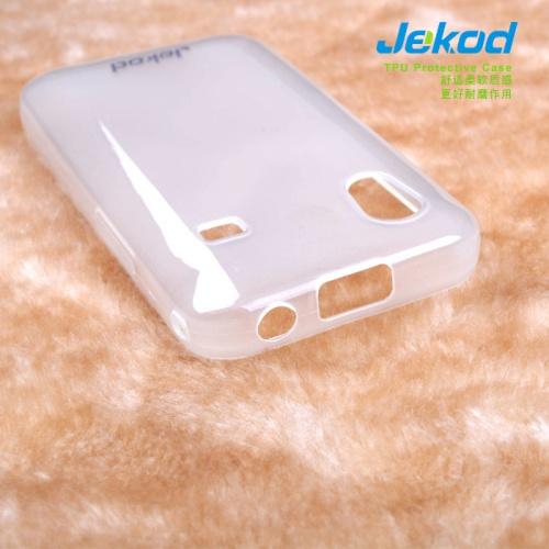 Silikonové pouzdro JEKOD TPU Samsung Galaxy Ace S5830 bílé - TPU ... 01b86698c67