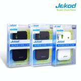 Plastové pouzdro na mobil JEKOD Super Cool Samsung Galaxy Ace S5830 / S5830i černé