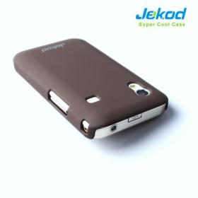 Obal na mobil Samsung Galaxy Ace S5830 / S5830i JEKOD Super Cool hnědý