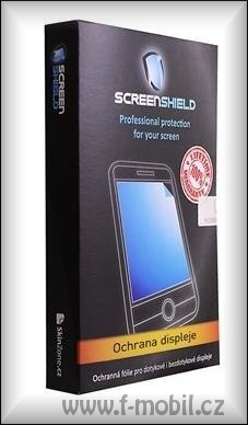 Folie ScreenShield pro displej Samsung S5570 Galaxy mini